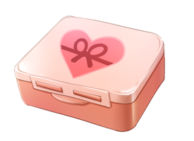 Valentines Cache Box by TokoTime