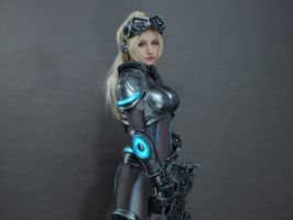 Heros of the Storm Nova Cosplay by kilory