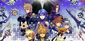 Another KH2.5 Boxart Wallpaper by Doomslicer