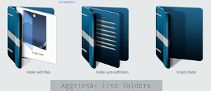 Aggriesa- live folders by tchiro