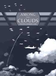 Among the Clouds Board Game Cover Concept by ZBLDS