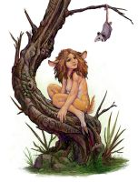 Fawn by ursulav