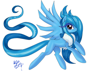 Ponymon Adopt~ Articuno (Closed) by ProjectBlastArt