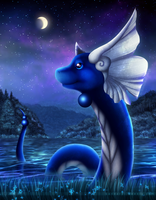Dragonair 2.0 by Bandarai