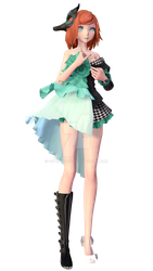 [MMD] Sora [NO DOWNLOAD] by GetSquiddy