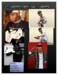 Lil Langstiee Posters by chrisbrowndanceboy19