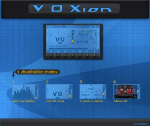 VOXion by pixel-z