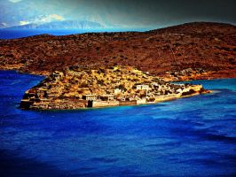 Spinalonga by YiansiRoo