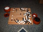 A game of Go by Kyoodo