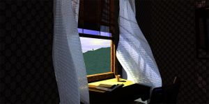 Window - study 1 by JohnMo
