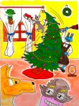 Chaotic Christmas! by LeoSomnium