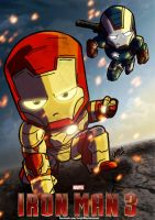 Iron Men by AngelCrusher