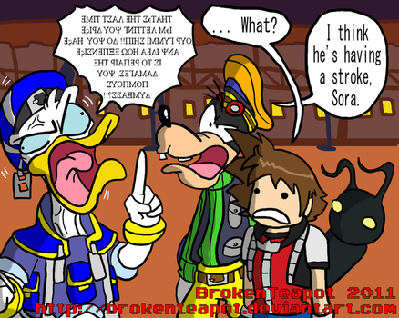 Kingdom Hearts Minus Subtitles by BrokenTeapot
