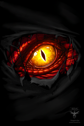 Dragon's Eye by amorphisss