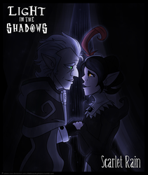 Light in the Shadows: Scarlet Rain by Aileen-Rose