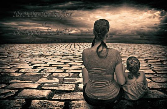 like mother like daughter by B9Creations