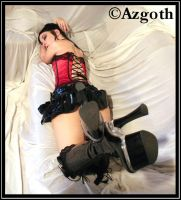 Nights In White Satin by Azgoth