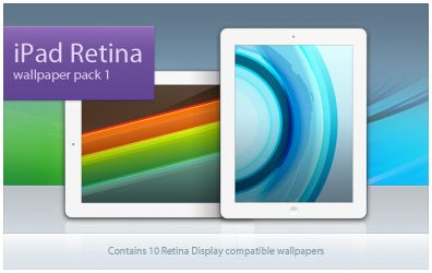 iPad Retina Wallpaper Pack 1 by duckfarm