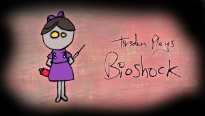 Youtube Bioshock Let's Play Thumbnail by tirsden