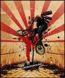 Underground Bike by TraX1m