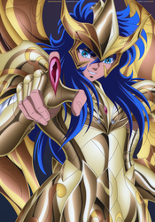 Milo Soul of Gold by EtaminDraconis