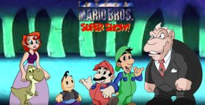 Super Mario Bros. by the--jacobian