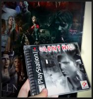 Finally My Copy of Silent Hill :) by marblegallery7