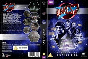 Blakes 7 - Series 1 DVD Cover by dwboy16