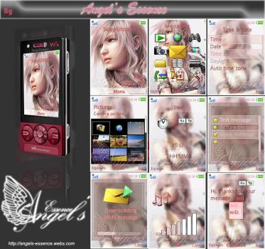 Lightning theme by AngelsEssence