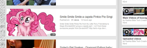 Smile Smile Pinkie Pie Song A capela by pushka