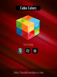 Cubo Colors by Hunthmx