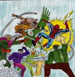 Sinister Six by Taylor2984