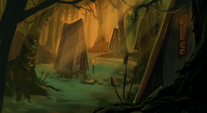 Swamps by the-fogz