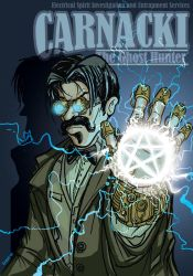 CARNACKI THE GHOST FINDER by PaulSizer