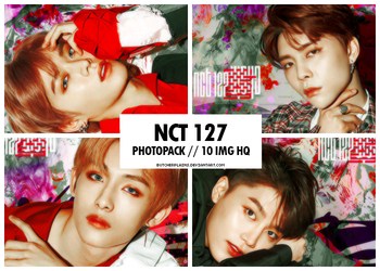 NCT 127 - photopack #04 by butcherplains