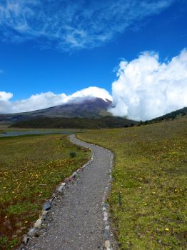 All Roads Lead to Cotopaxi by Kitsumi-Hime