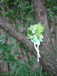 Absinthe Wormwood Green Fairy by PaisleyRose