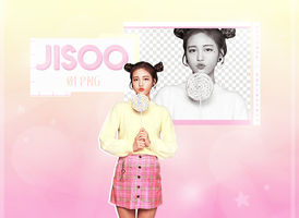 Jung Jisoo (BUSTERS) // Png Pack 10 by hxttexk