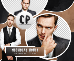 Png Pack 332 // Nicholas Hoult by confidentpngs