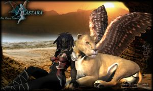 Skecia and Trousha by Andecaya