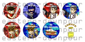 Team Fortress 2 Buttons by khiro