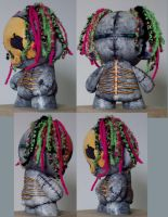 All sides of WillOw: Munny by candygrl191