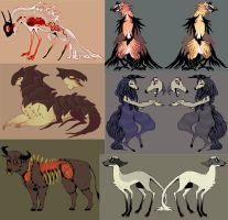 design commissions by babezord