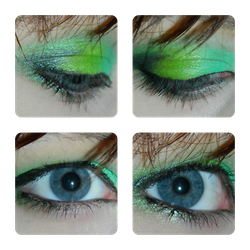 earth element Makeup by Shearartdsgn