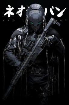 NEO JAPAN 2202 - PHANTOMS by johnsonting