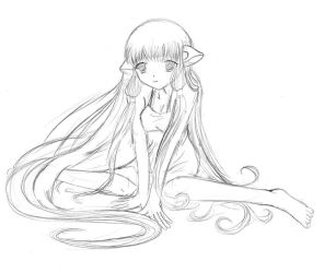 CHI from Chobits by mattwilson83