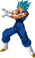Vegetto DBS Attack by SaoDVD