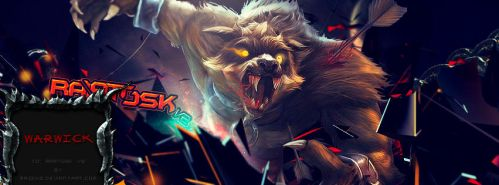 Request: Warwick Cover Facebook by mazeko