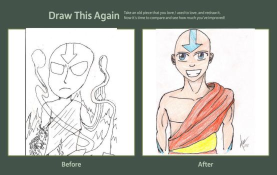 aang 2010 to aang 2012 for draw this again by jccman12