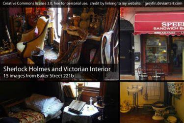 stock package - baker street by greyfin